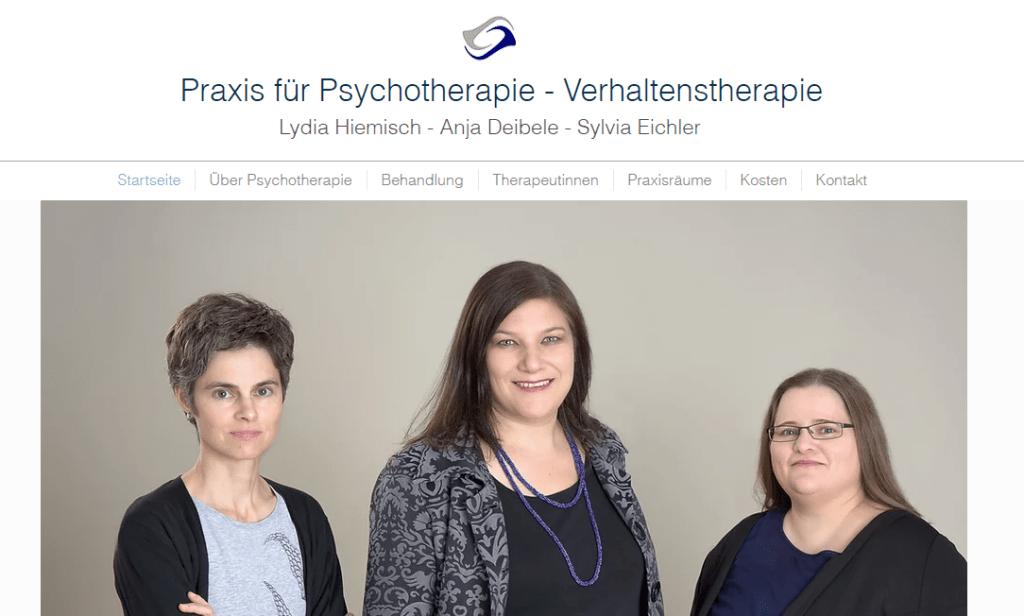 psychotherapie hiemisch