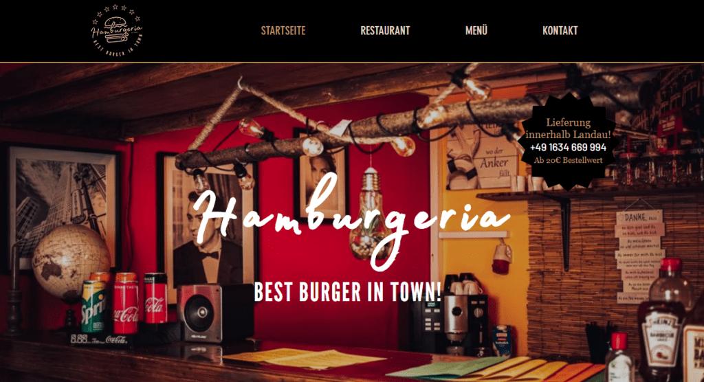 Hamburger Lokal