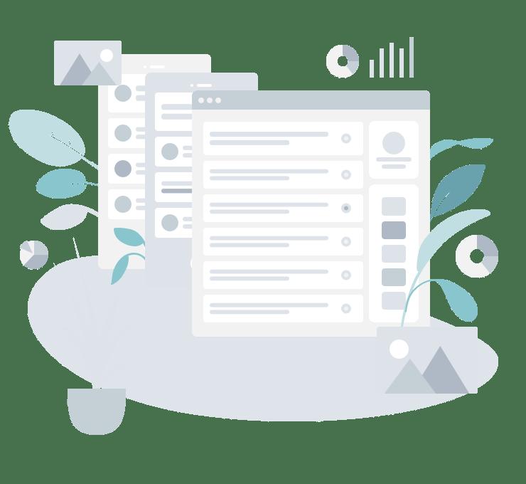 wireframes, website konzept
